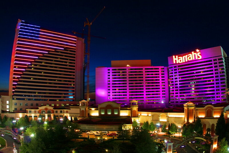 Отель Harrah's Resort Atlantic City