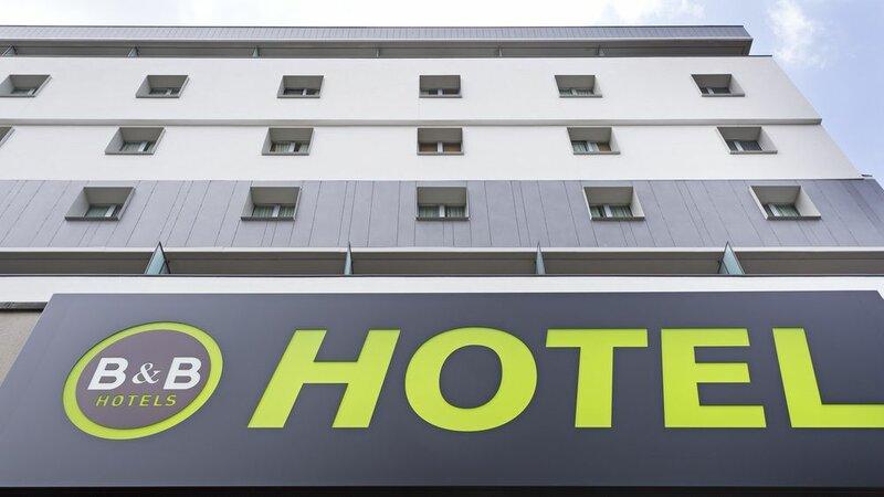 B And B Hotel Modena