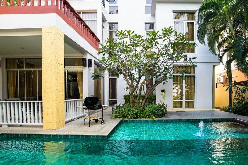 AnB Pool villa