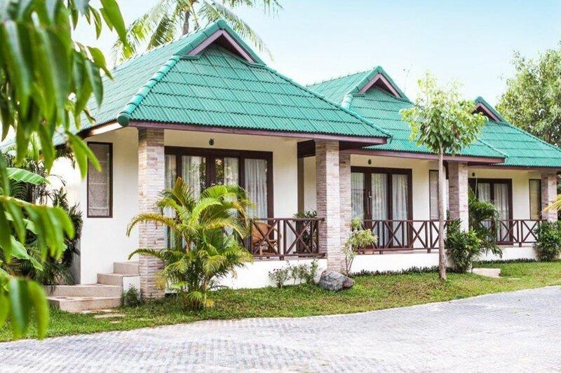 Muernfun Garden Home