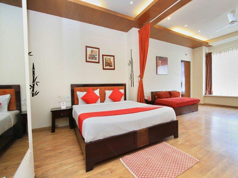 Capital O 11137 Hotel Morgen Suites