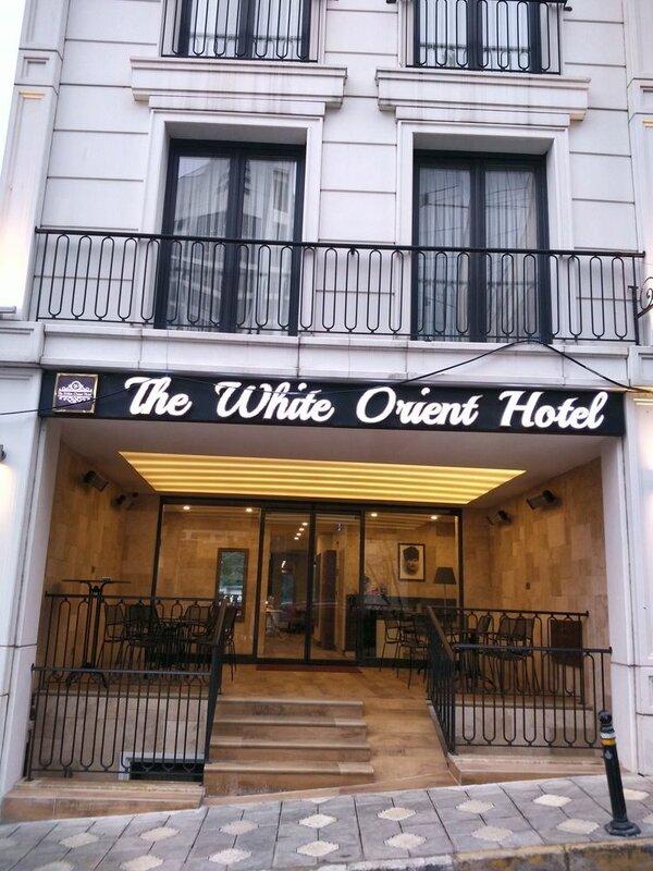The White Orient