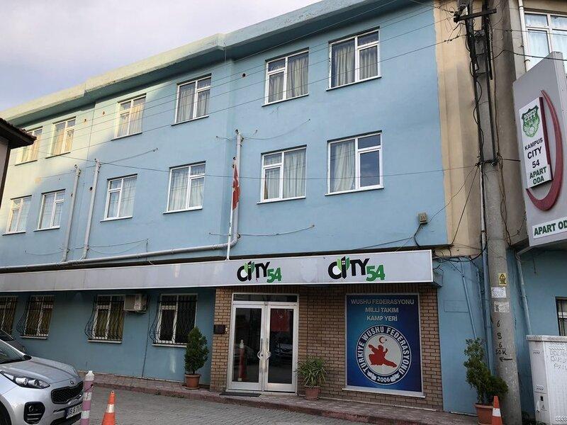 Kampus City 54