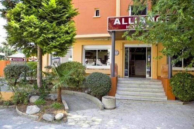 Hôtel Alliance Lourdes