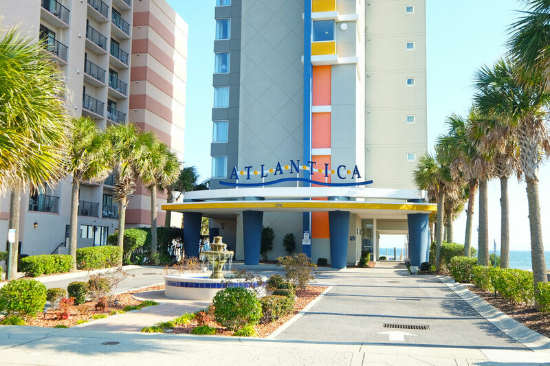 Units At Atlantica Resort by Elliott Beach Rentals