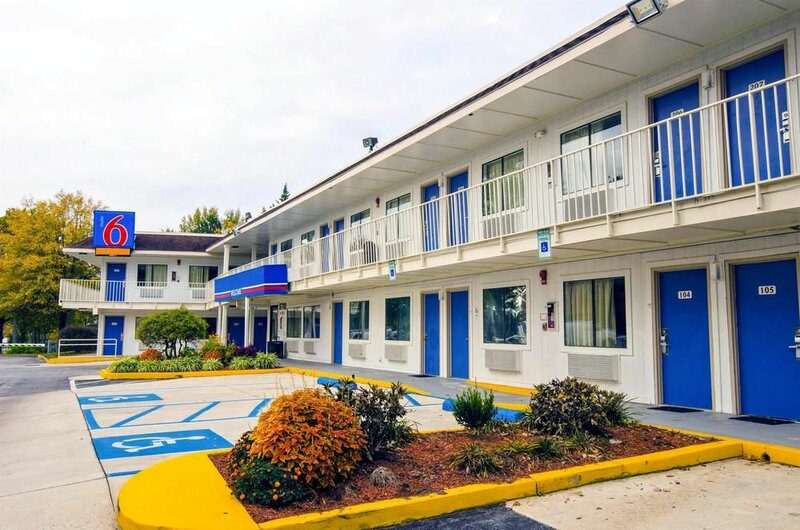 Motel 6 Camp Springs, Dc - South Camp Springs