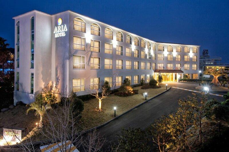 Aria Hotel Jeju