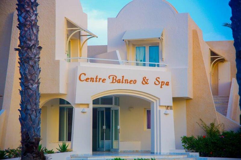 Hôtel Telemaque Beach & SPA