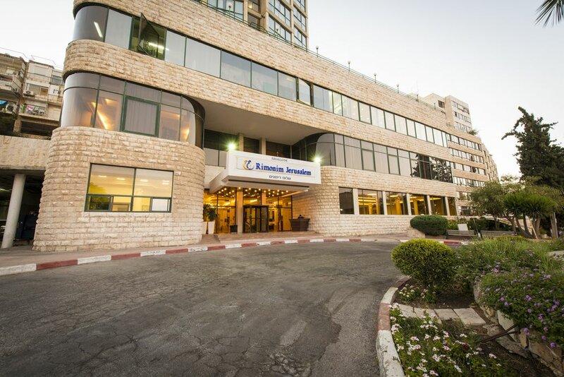 Отель Римоним-Шалом Иерусалим