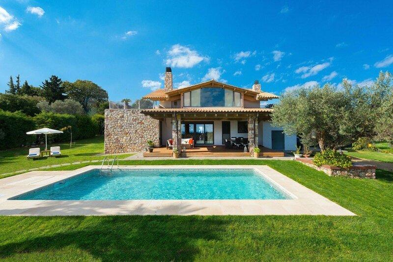 Blue & Green Villa