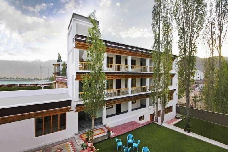 Hotel Ladakh Marvel
