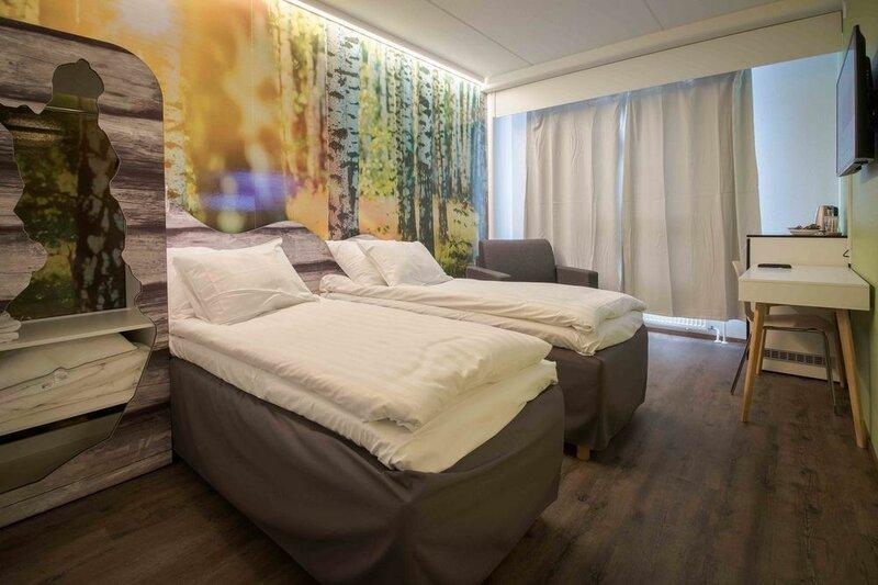 Отель Place to Sleep Loviisa