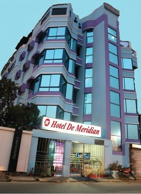 Hotel De Meridian