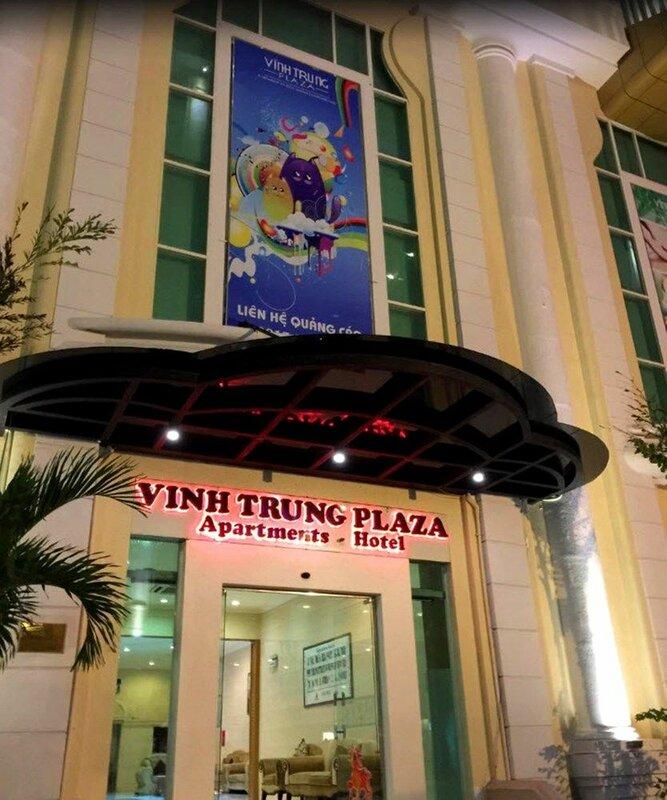 Vinh Trung Plaza Apartments - Hotel