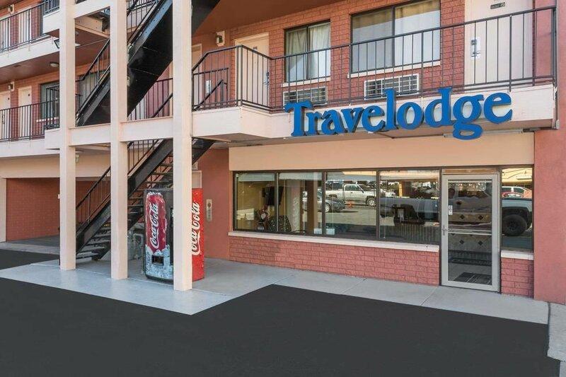 Travelodge by Wyndham Reno Downtown
