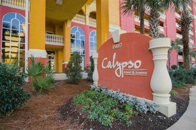 Calypso Resorts and Towers