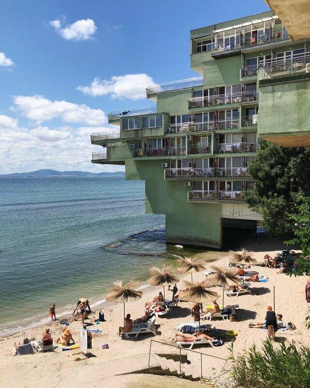 Интеротель Pomorie Beach