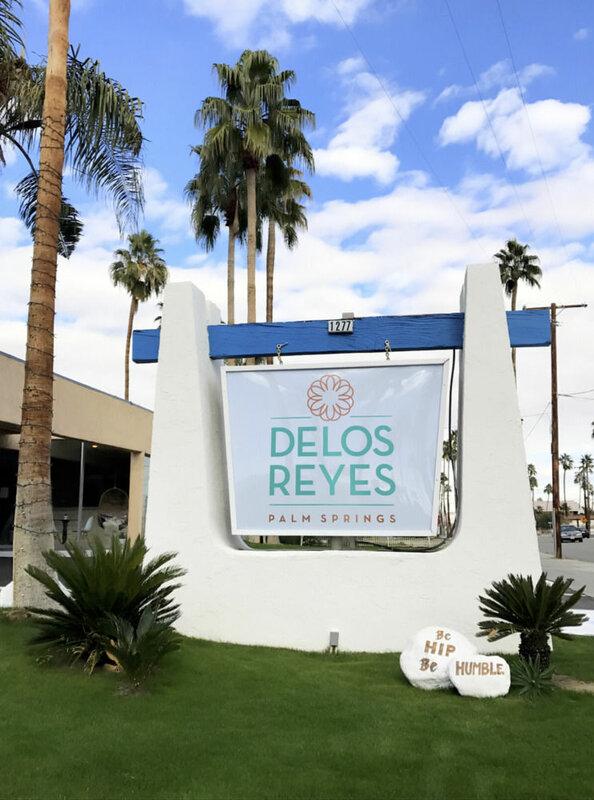Delos Reyes Palm Springs