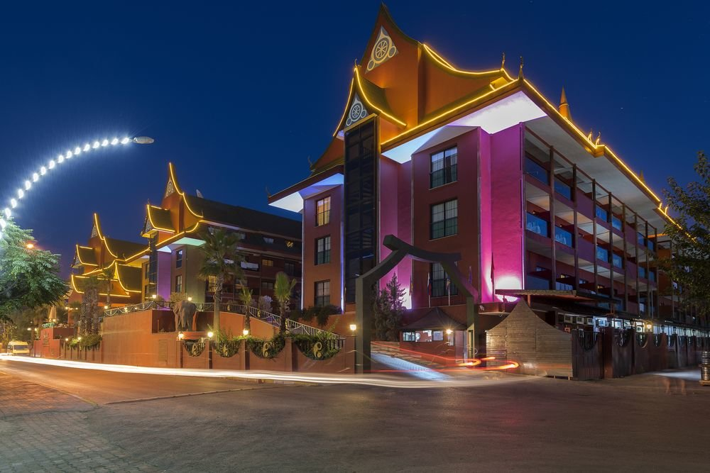 otel — Siam Elegance Hotels & SPA — Serik, photo 1