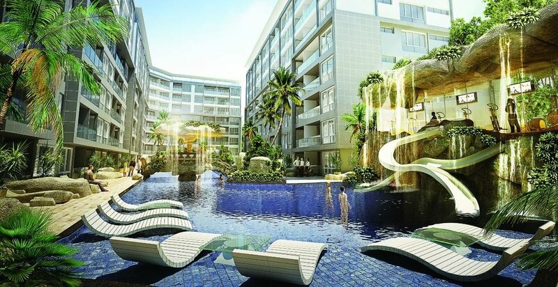 Modernized Condo 3pax Central Pattaya