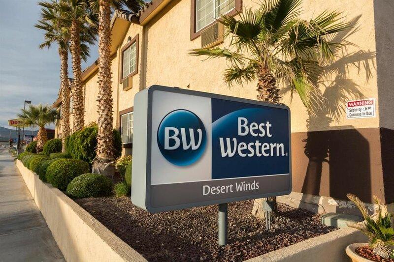 Best Western Desert Winds