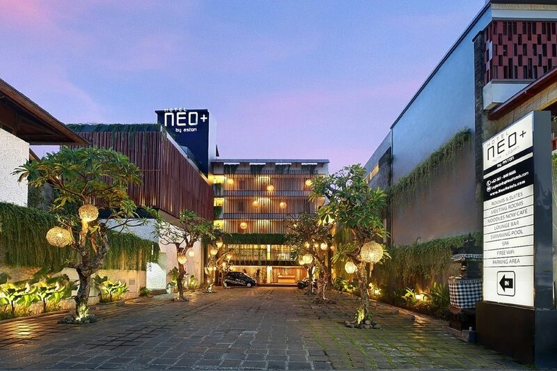 Hotel Neo+ Kuta, Legian by Aston
