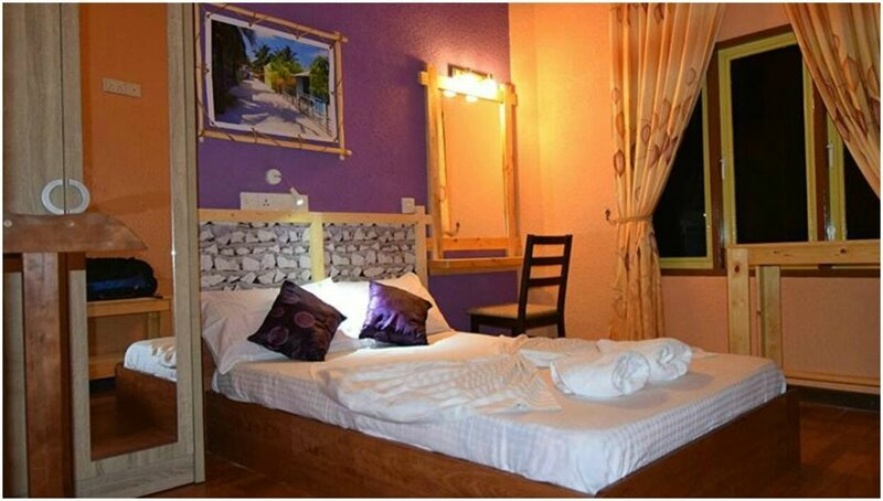 Huzeyview Guest House