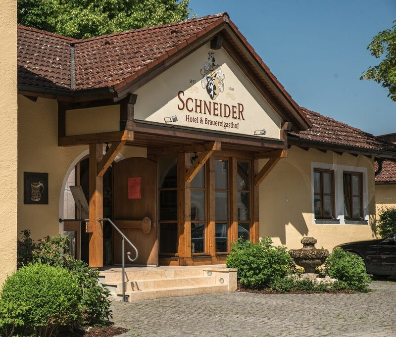 Landhotel - Brauereigasthof Schneider