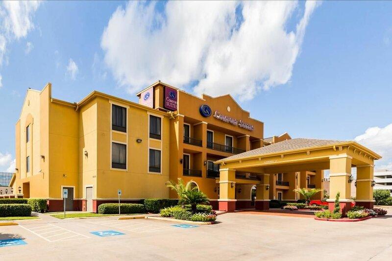 Comfort Suites Westchase Houston Energy Corridor