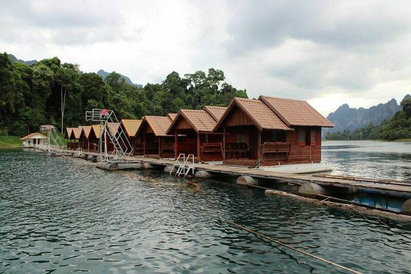 Pleanprai Floating Resort - All Inclusive