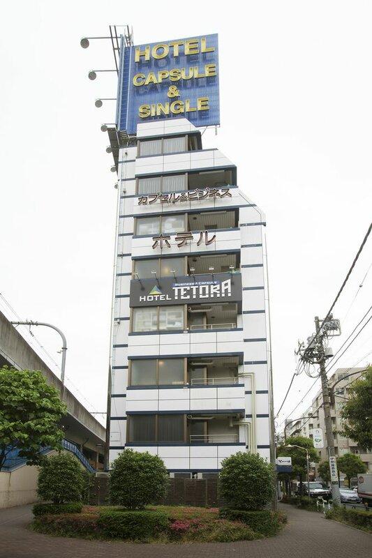 Oyo Hotel Tetora Akabane