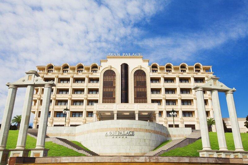 Ayan Palace Hotel