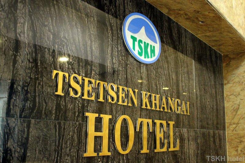 Tsetsen Khangai Hotel