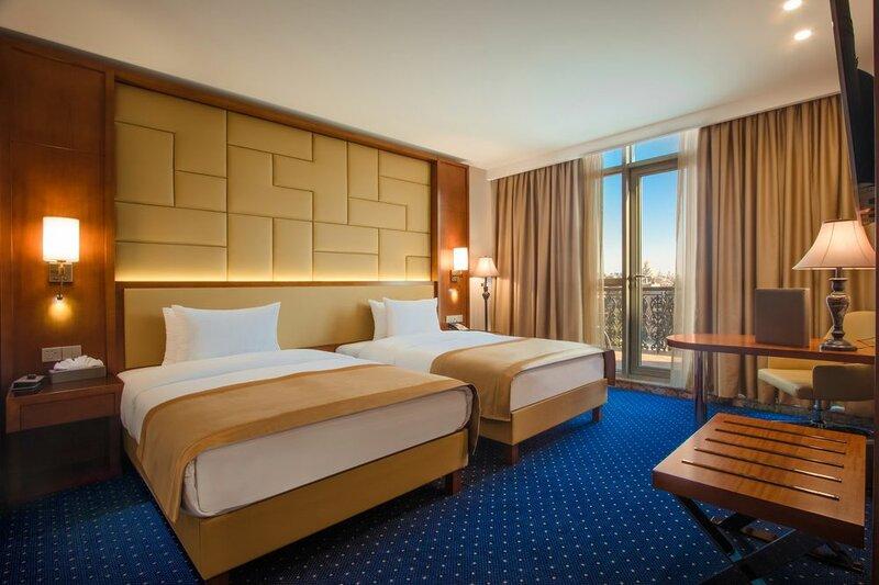 Отель New Tiflis