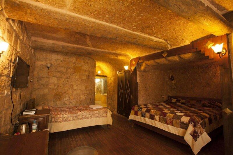 Hotel Cappadocia Palace