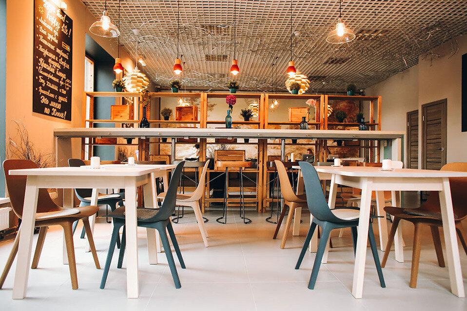кафе — Hygge — Москва, фото №6