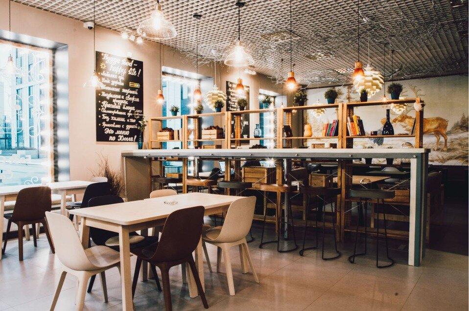 кафе — Hygge — Москва, фото №3