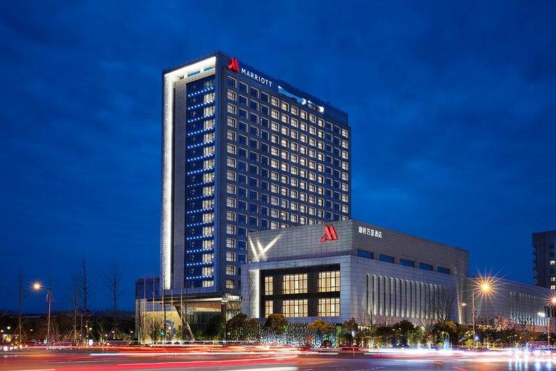 Shanghai Marriott Hotel Kangqiao
