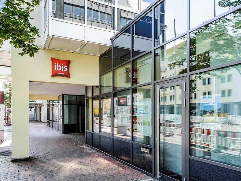 Ibis Augsburg Hauptbahnhof