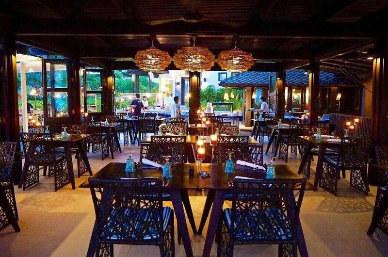 Отель The Tongsai Bay