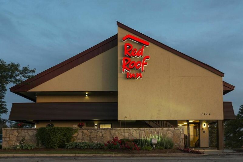 Red Roof Inn Chicago Downers Grove