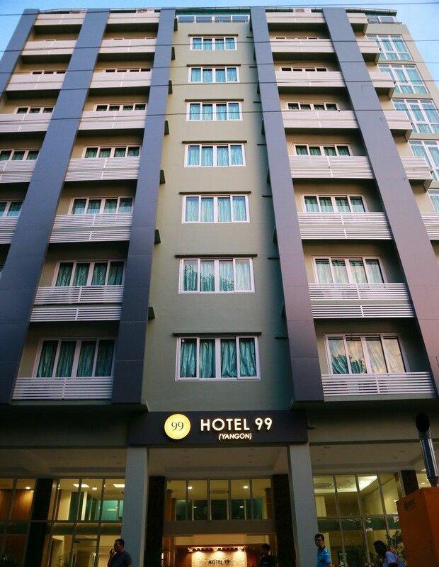 Hotel 99 Yangon