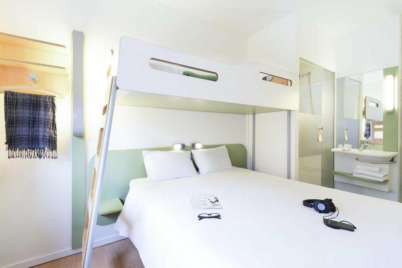 Hotel Ibis Budget Nancy Centre