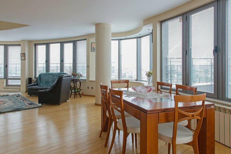 Апарт-Отель Panorama Madison