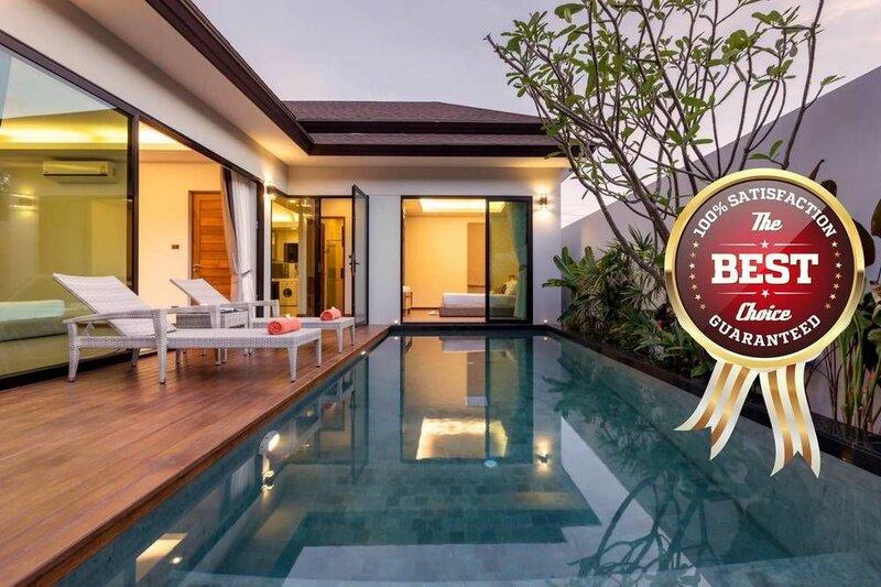 La Ville Phuket Pool Villa