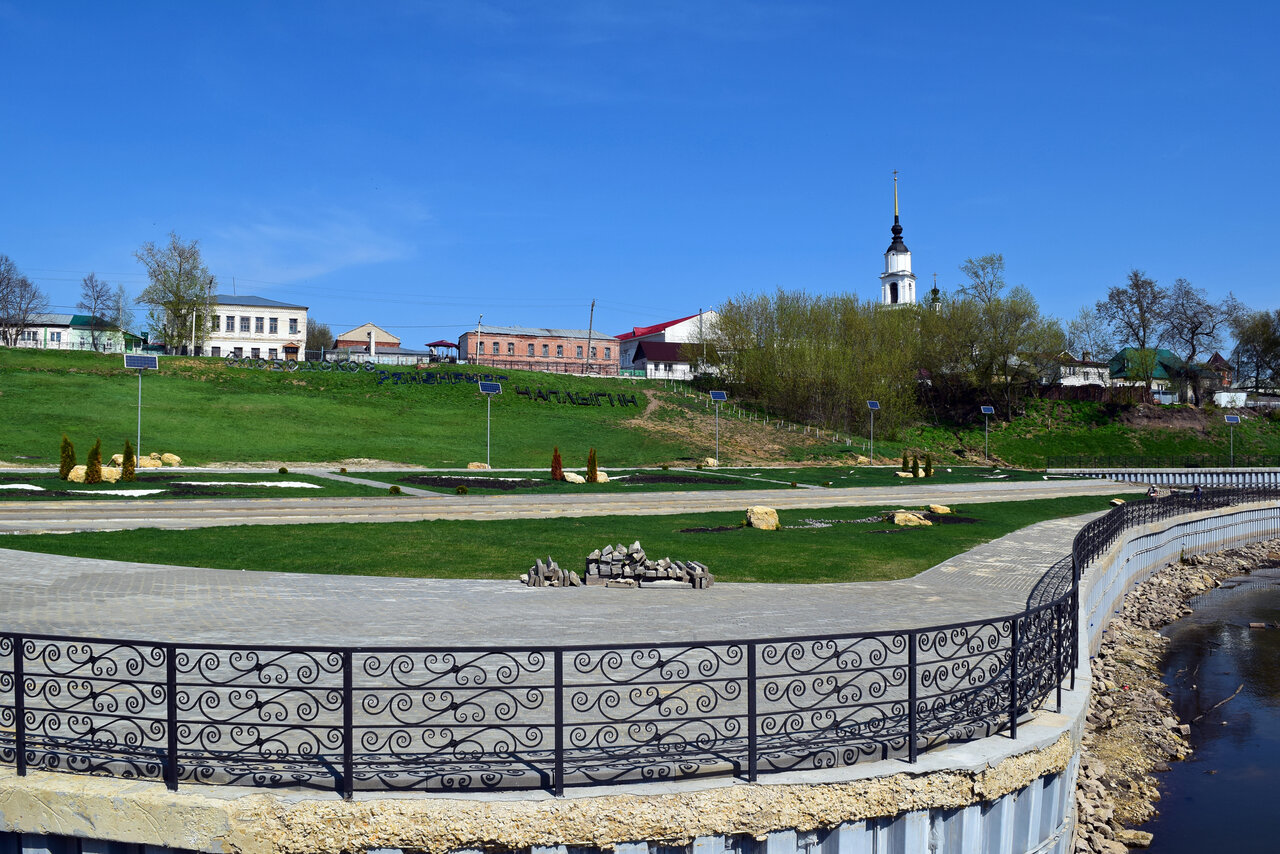 темного коричневого фото города чаплыгина липецкой области фото видно