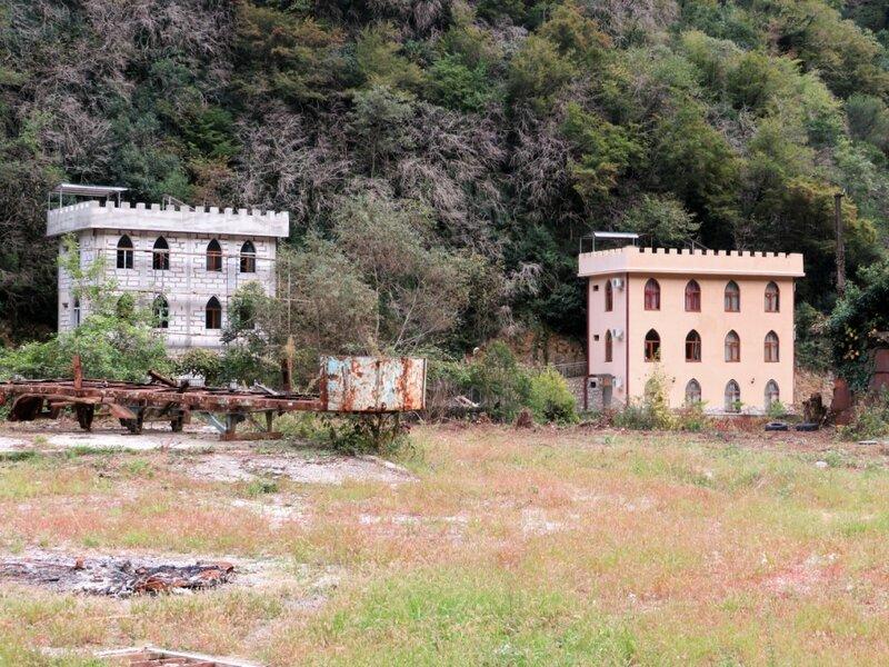 Дом Старая Гагра
