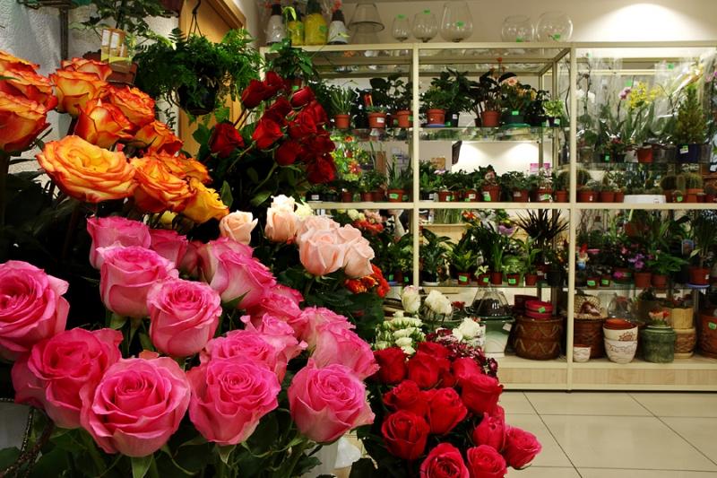 Цветочный магазин цена букет розы киев киевская, букет