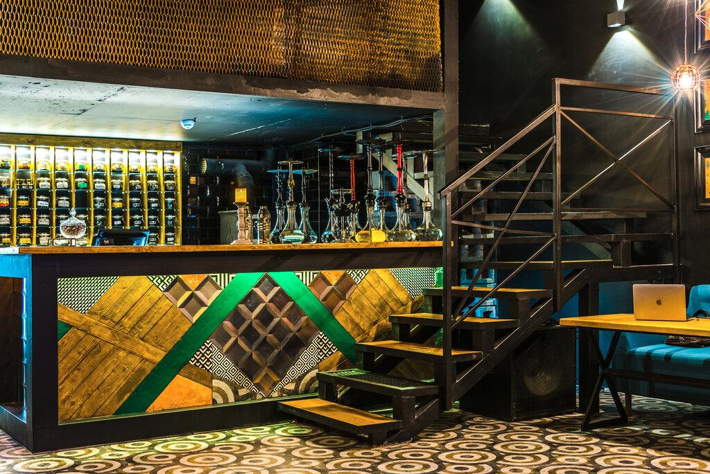 кальян-бар — Кальянная V Lofte — Москва, фото №1