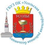 Логотип Усольская Центральная Районная больница, поликлиника